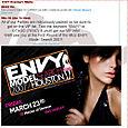 Envy MySpace