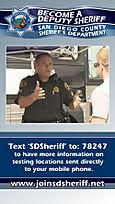 Become a San Diego Sheriff